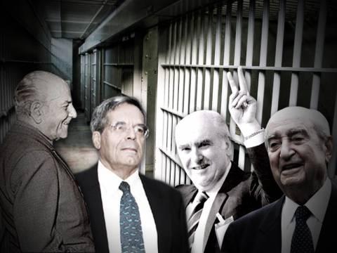 Ποιοι πολιτικοί φυλακίστηκαν από το 1847 έως σήμερα