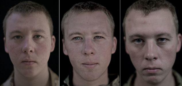 Τα πρόσωπα του πολέμου