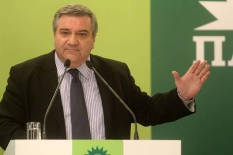 Χ. Καστανίδης: Δεν ήμασταν έτοιμοι να αντιμετωπίσουμε την κρίση
