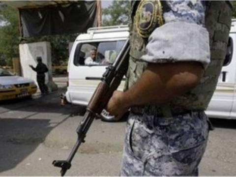 Εισβολή ενόπλων σε αστυνομικό τμήμα στο Iράκ