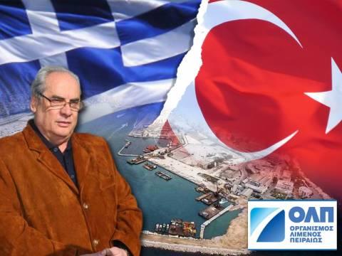 Ασπίδα ο Β. Μιχαλολιάκος απέναντι στα Τουρκικά «κοράκια των αγορών»
