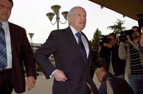 Συναντήσεις Νίμιτς με εκπροσώπους Ελλάδας και Σκοπίων