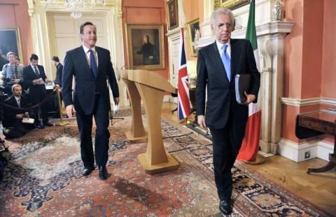 Μόντι: Δεν ευθύνεται το ευρώ για την κρίση
