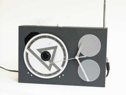 Δημιουργείστε το δικό σας CD / iPod Player / ραδιόφωνο / ρολόι!