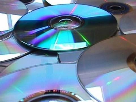 Είχε πάνω του δεκάδες «μαϊμού» CD