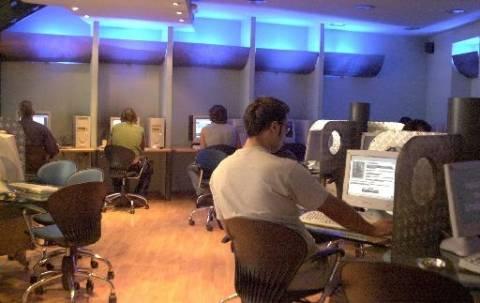Ληστεία σε ίντερνετ καφέ στη Θεσσαλονίκη
