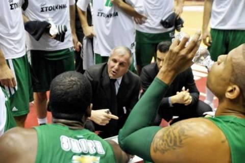 Ομπράντοβιτς: «Κλειδί της νίκης η άμυνά μας»