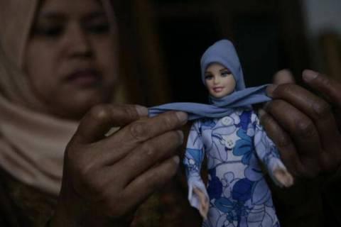 «Πόλεμος» του Ιράν κατά της Barbie!