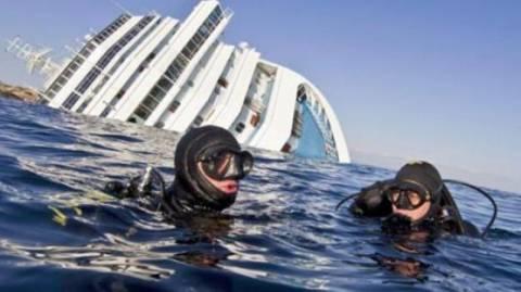 Αγωνία για τις έρευνες στο Costa Concordia