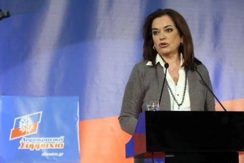 Μπακογιάννη: Να εστιάσουν τα κόμματα στις επόμενες γενιές