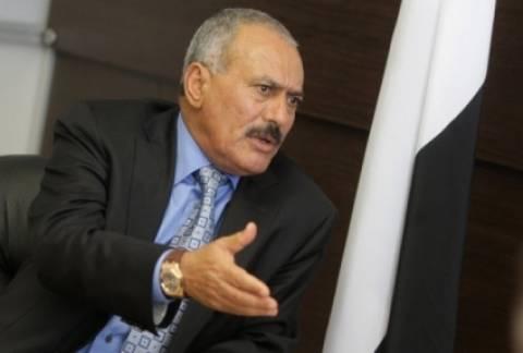 Υεμένη: Εγκρίθηκε ο νόμος που παρέχει ασυλία στον Σάλεχ