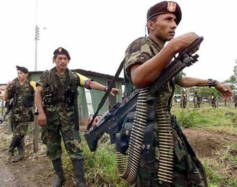 Κολομβία: Νεκρός αστυνομικός σε επίθεση ανταρτών