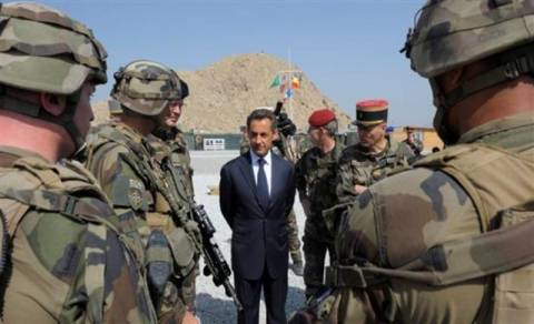 Συνεχίζουν τη διεθνή αποστολή στο Αφγανιστάν ΗΠΑ και Γαλλία