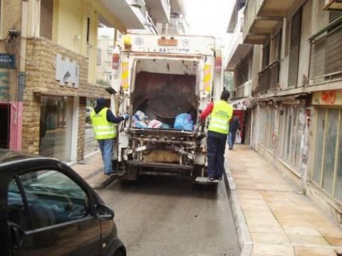 Οι υπάλληλοι καθαριότητας του Δήμου Χερσονήσου στην αντεπίθεση…