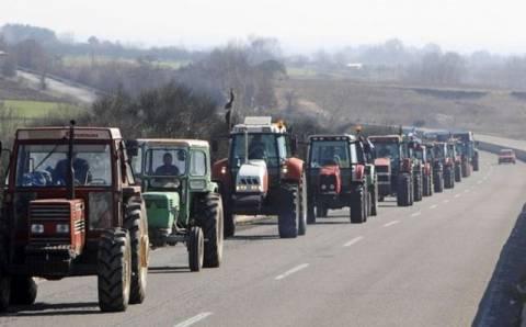 Πανελλήνια σύσκεψη αγροτών στη Λάρισα