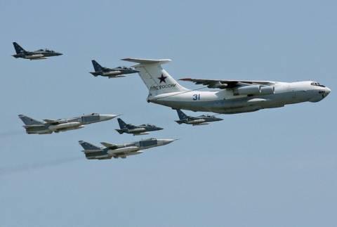 Η Συρία αγοράζει ρωσικά στρατιωτικά αεροσκάφη