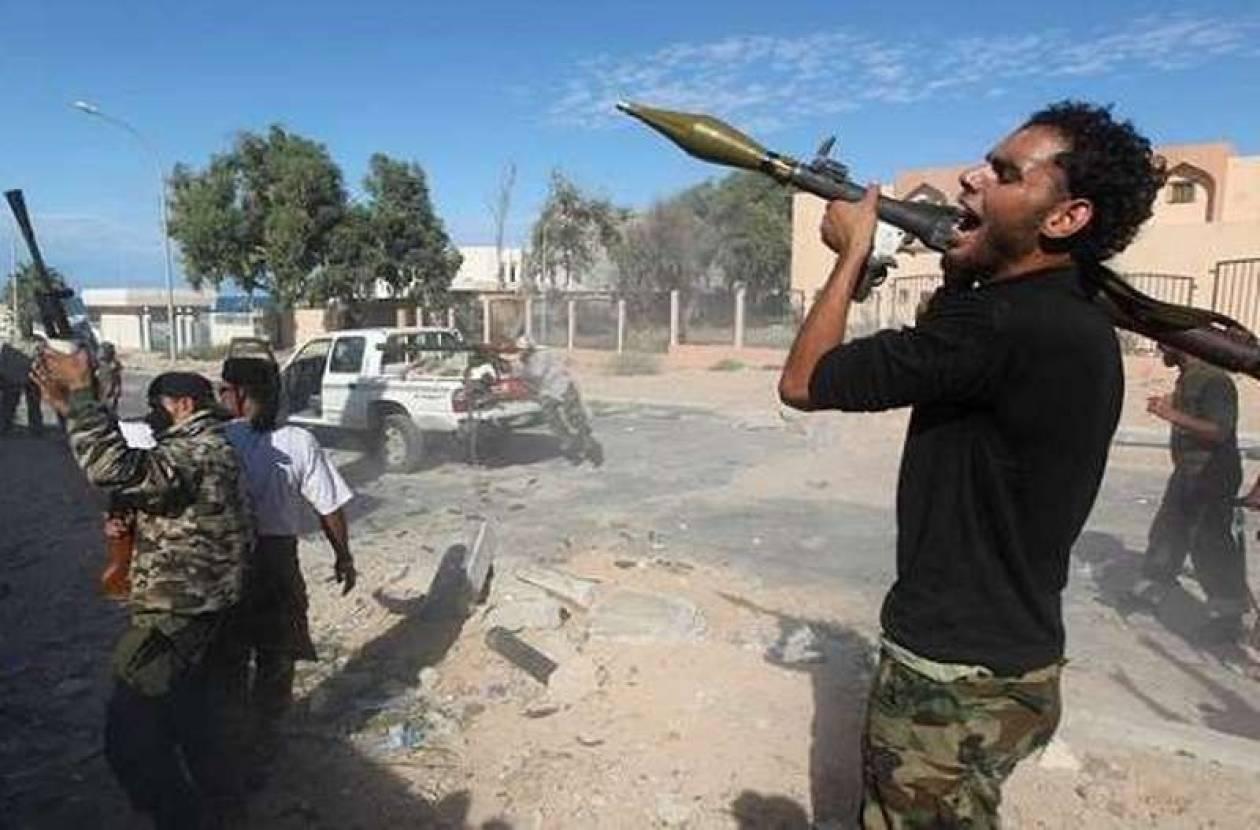 Κρίση στην Μπάνι Ουάλιντ της Λιβύης
