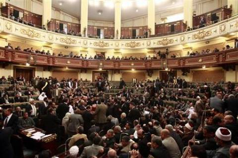 Αίγυπτος: Ανάθεση της νομοθετικής εξουσίας στη κάτω βουλή