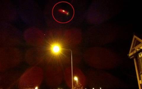 Νέα εμφάνιση UFO στη Βρετανία