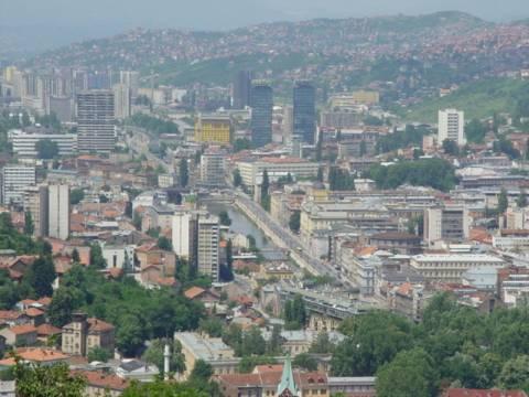 Το Σαράγεβο η πόλη με τη μεγαλύτερη ατμοσφαιρική ρύπανση