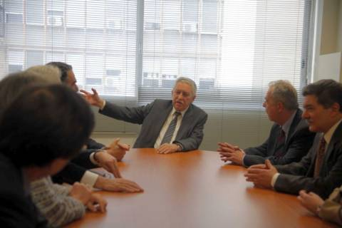 Συνάντηση Κουβέλη με προεδρεία Δικαστικών Ενώσεων