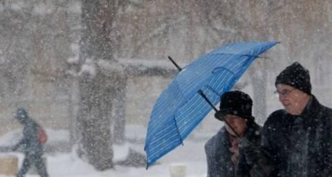 Νέα επιδείνωση του καιρού με τσουχτερό κρύο