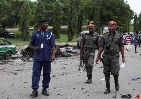 Ισχυρή έκρηξη συγκλονίζει τη Νιγηρία