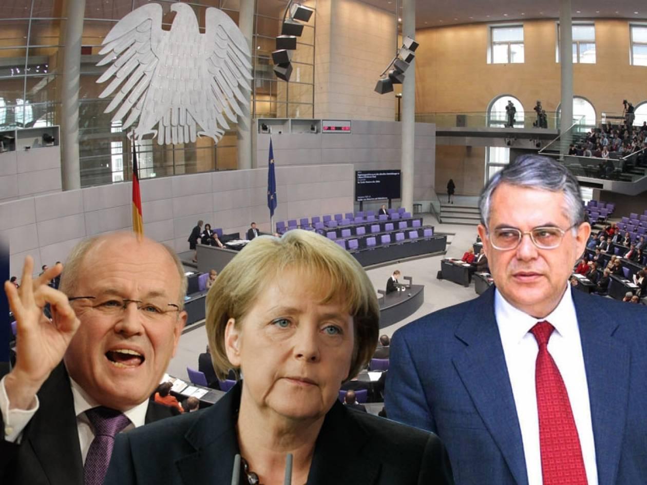 Κάουντερ: «Να διοικήσει την Ελλάδα ξένος κυβερνήτης»!