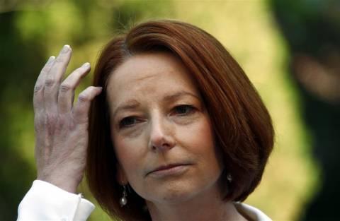 Αυστραλία: Στον πλειστηριασμό το παπούτσι της πρωθυπουργού