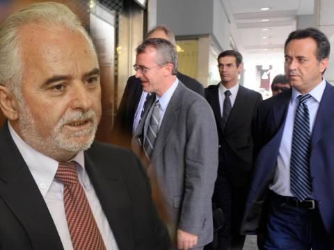 Κρίσιμη νέα συνάντηση Κουτρουμάνη - Τρόικας