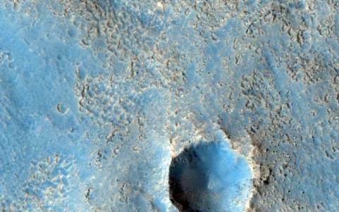 Εντυπωσιακές εικόνες από τον Άρη
