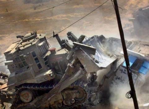 Oι Ισραηλινοί έχουν κατεδαφίσει χιλιάδες σπίτια Παλαιστινίων
