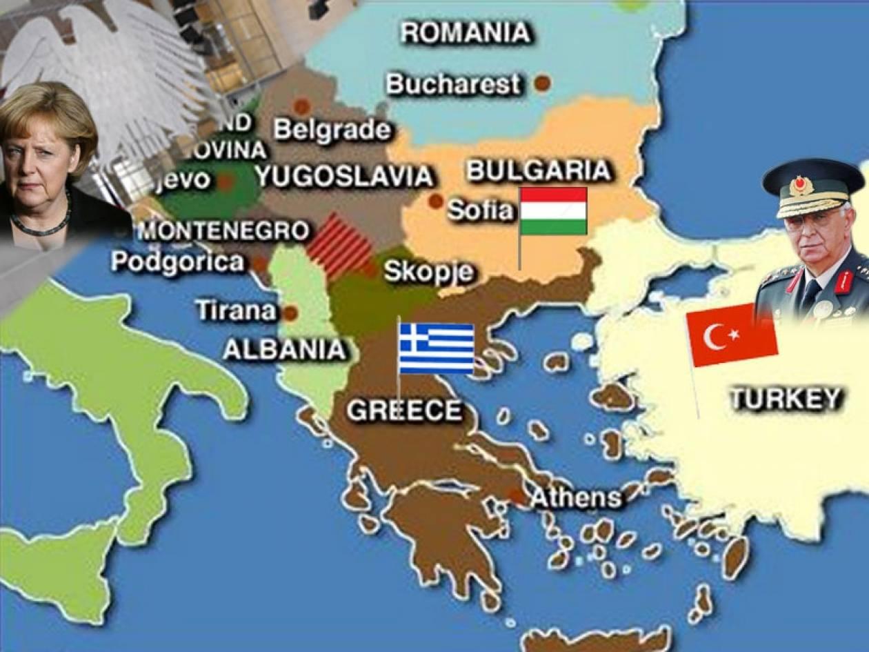 Κίνδυνος για τα ελληνικά σύνορα