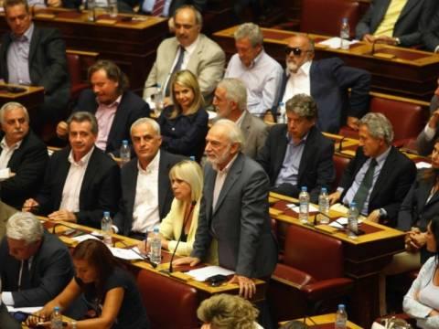 Σε βαρύ κλίμα η συνεδρίαση της Κ.Ο. του ΠΑΣΟΚ