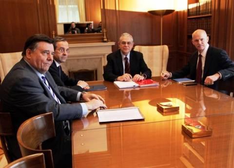 Νέα σύσκεψη πολιτικών αρχηγών για οριστικές αποφάσεις