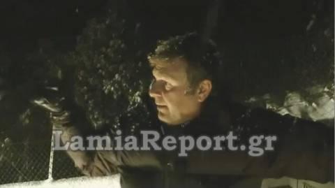 Που και γιατί εγκλωβίστηκε ο Απόστολος Γκλέτσος στα χιόνια