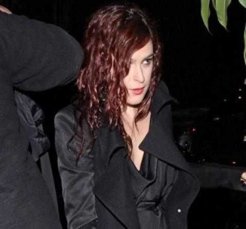Η Demi Moore στο νοσοκομείο και η κόρη στα πάρτι