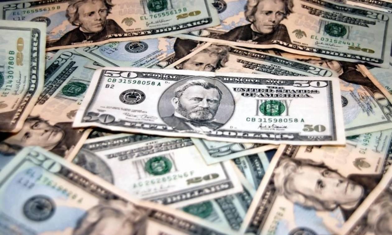 ΗΠΑ: Πάνω από 1 τρισ. δολάρια το έλλειμμα