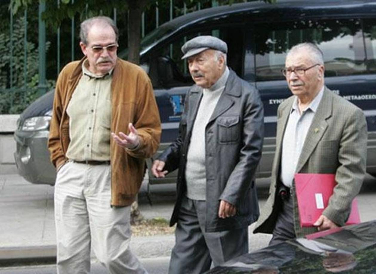 Συμβολικός αποκλεισμός του Ιπποκράτειου από συνταξιούχους