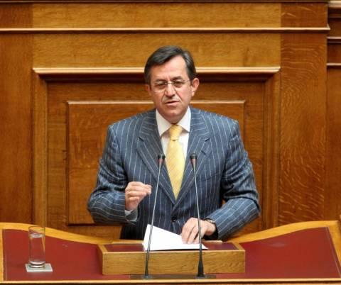 Ν.Νικολόπουλος: Επιβάλλεται στήριξη των συνταξιούχων