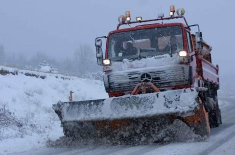 Αποκλεισμένα χωριά, μετακινήσεις μετ'εμποδίων και ολικός παγετός