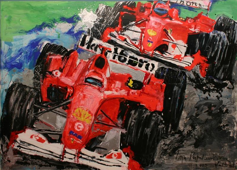 Double-ferrari-formula1