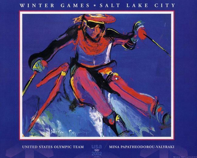downhill-skier