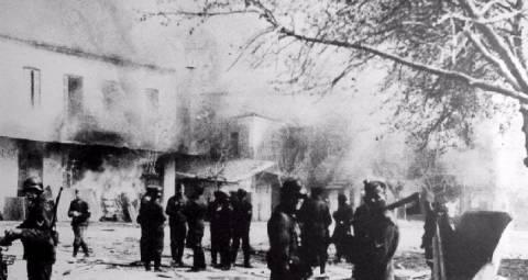 Πρόταση βουλευτών: «Nα ανοίξει το θέμα των γερμανικών αποζημιώσεων»