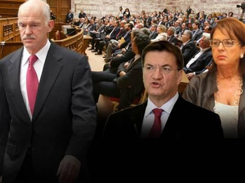 Βουλευτές προς Παπανδρέου: Φύγε τώρα!