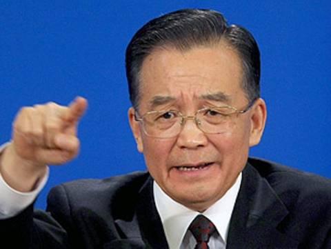 """Γ. Τζιαμπάο: «Η Κίνα δεν σκοπεύει ούτε μπορεί να """"αγοράσει την Ευρώπη"""""""