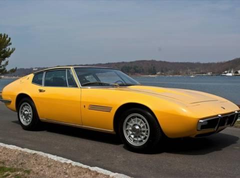 Δημοπρατείται η Maserati του Σάμι Ντέιβις Τζούνιορ