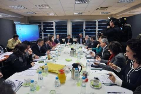 Σε ετοιμότητα το πολιτικό συμβούλιο του ΠΑΣΟΚ