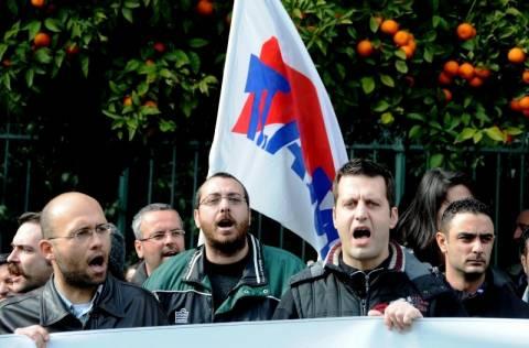 Συλλαλητήριο ΠΑΜΕ στην Αθήνα