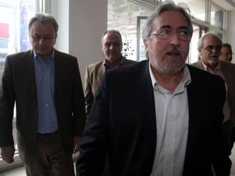 Γ. Παναγόπουλος: Ωμός εκβιασμός εναντίον ενός λαού